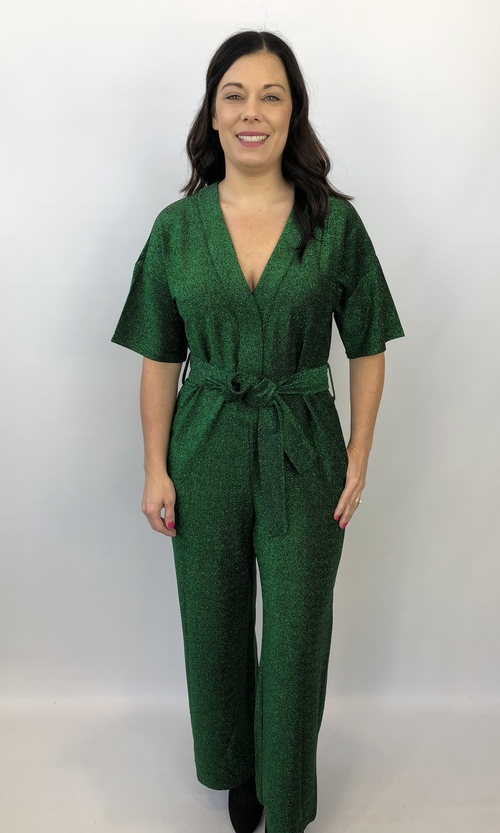 Malina Knitted Jumpsuit