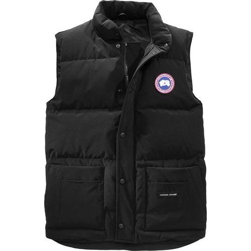 Canada Goose M Freestyle Crew Vest Black
