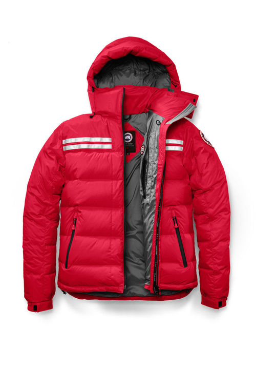 Canada Goose Summit Parka Red