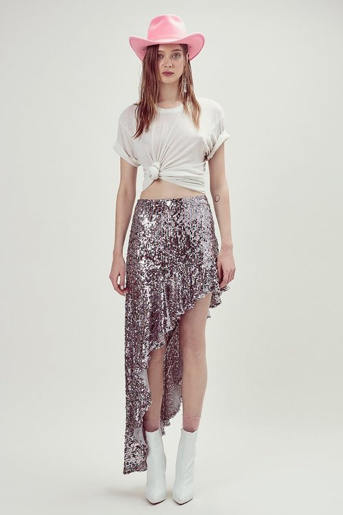 Showtime Maxi Skirt