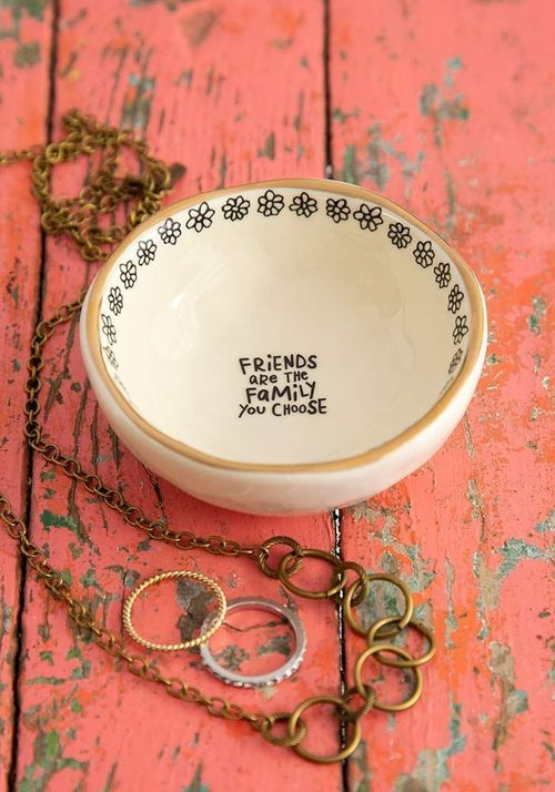 Friends Trinket Bowl