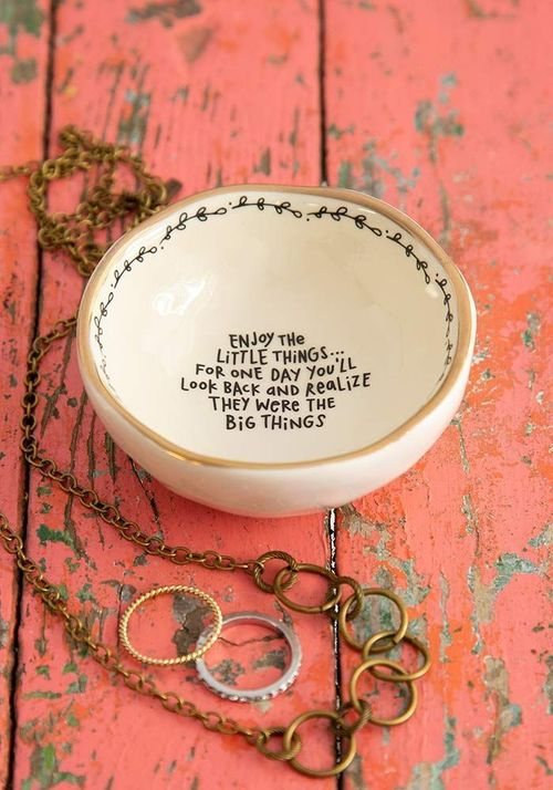 Little Things Trinket Bowl