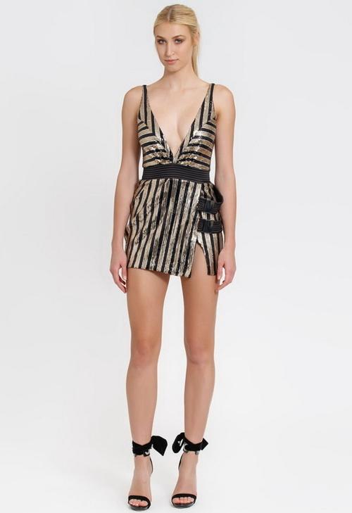 Do or Die Mini Dress