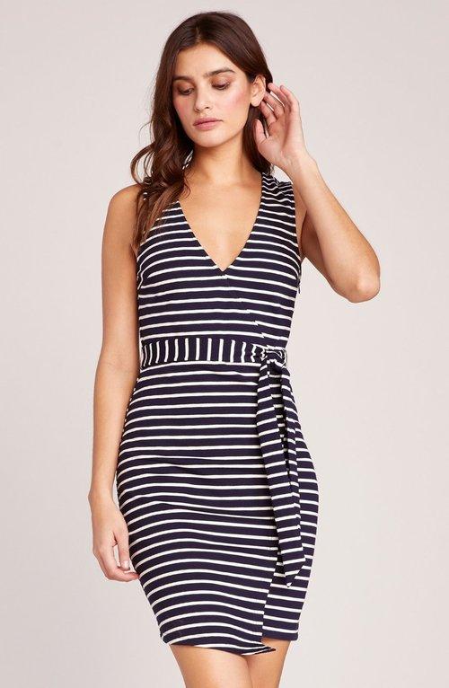 Yacht Party Striped Dress