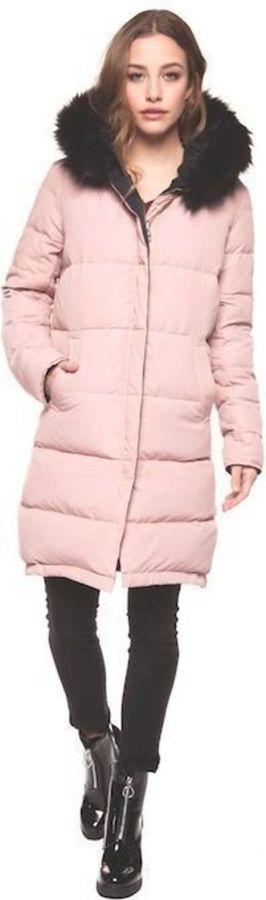 Dark Sky Reversible Hooded Coat