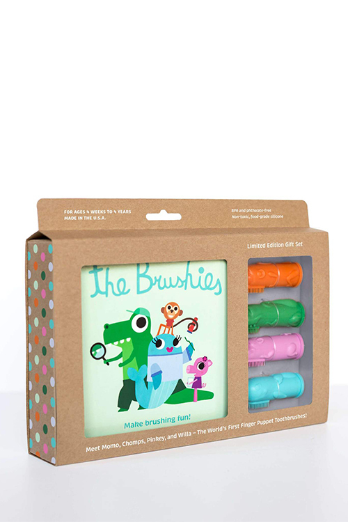 The Brushies Gift Set: Whole Brushies Team