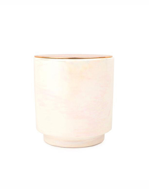 Glow Ivory Cotton & Teak 17oz Candle