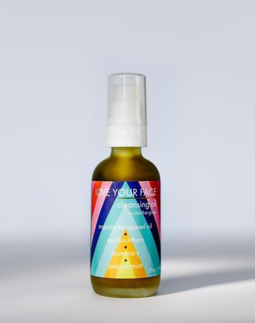 Love Your Face Cleansing Oil