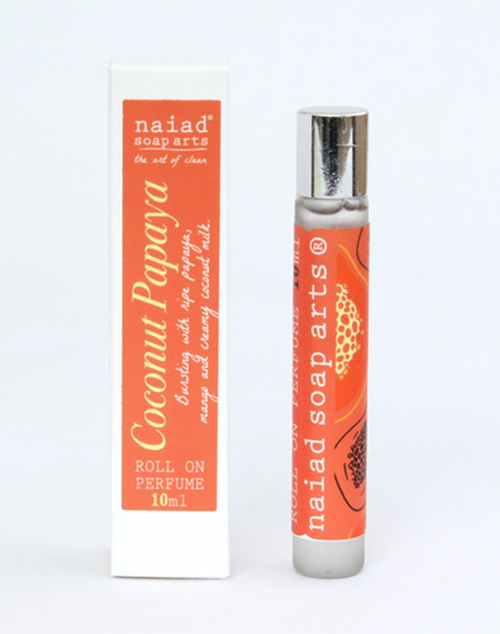 Coconut Papaya Roll-on Perfume