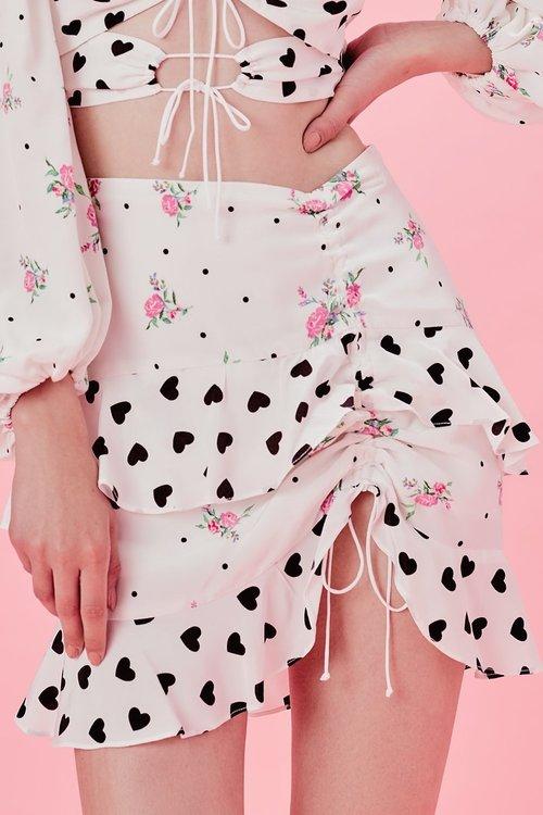Lucia Mini Skirt