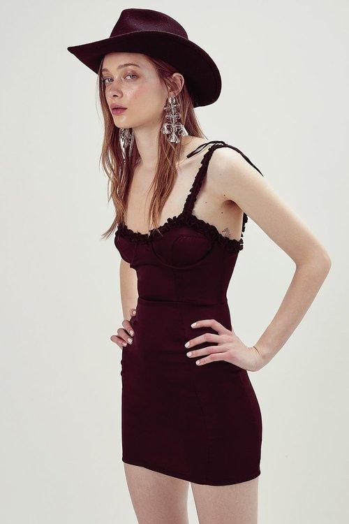 Jackpot Mini Dress