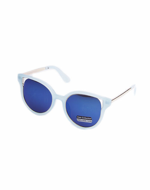 Kid Cat Eye Jelly Pastel Sunglass