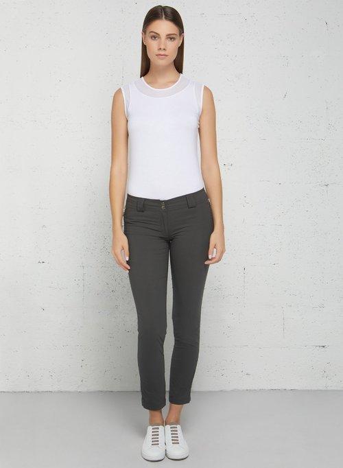 Susan Stretch Woven Skinny