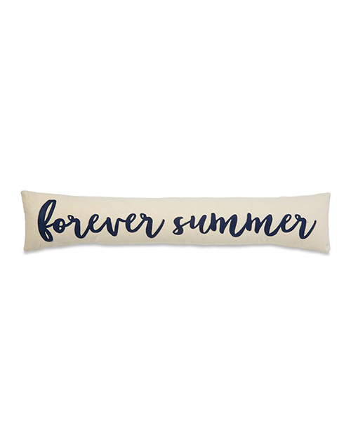 Forever Summer Felt Pillow