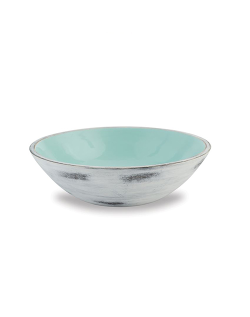 Small Nesting Beach Enamel Bowl