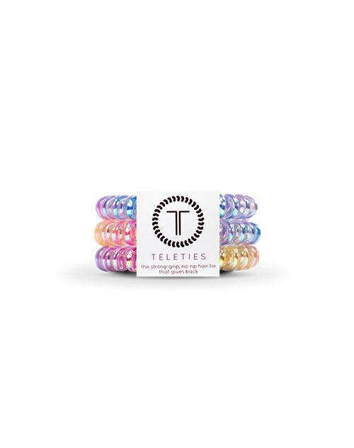 Teleties 3 Pack Small - Eat Glitter For Breakfast