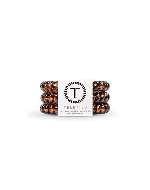 Teleties 3 Pack Small - Tortoise