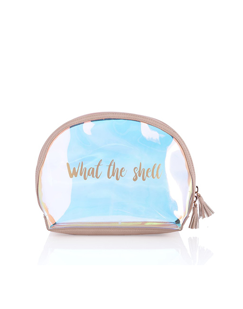 Atlantis What The Shell Cosmetic Bag