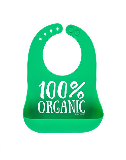 Organic Wonder Bib