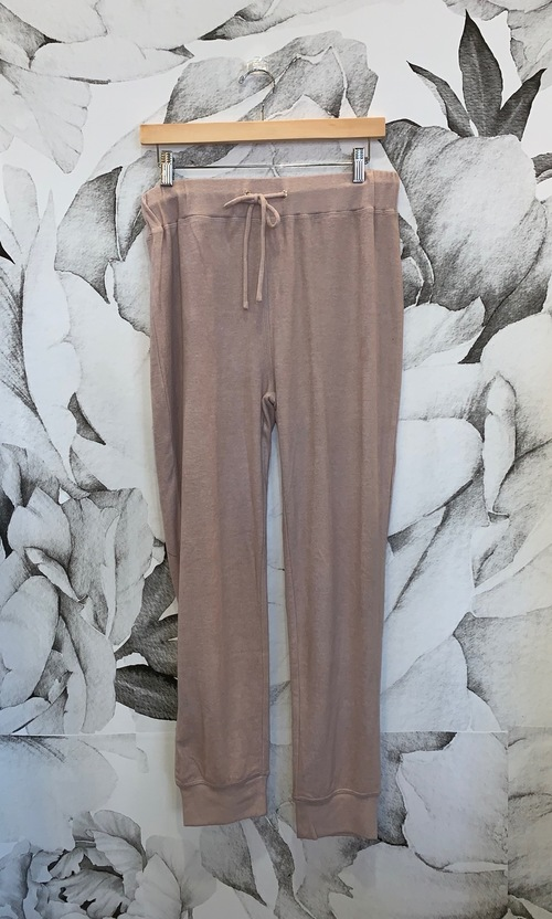 Brushed Hacci Lounge Pant