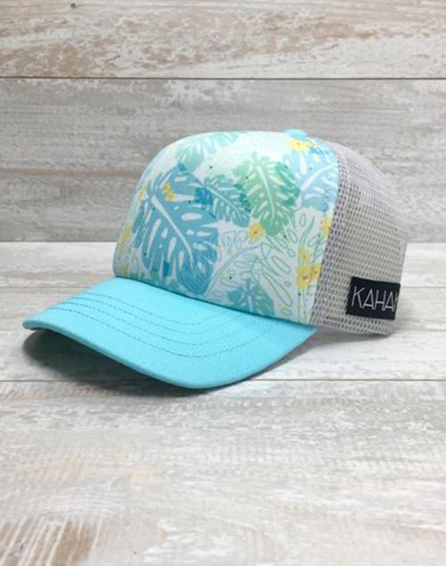 Kids Monstera Leaf Hat