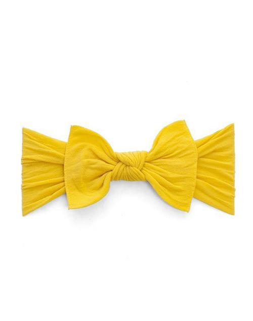 Baby Bling Headband - Mustard