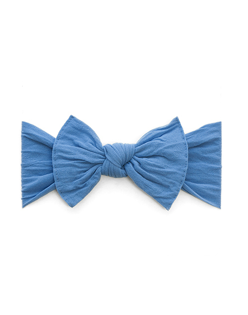 Baby Bling Headband - Denim