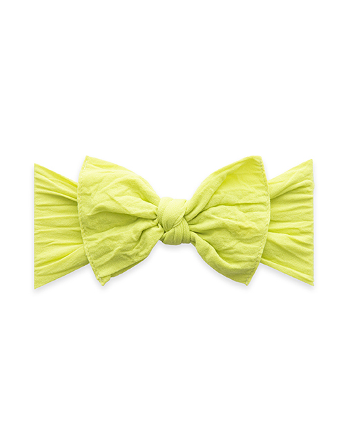 Baby Bling Headband - Citron