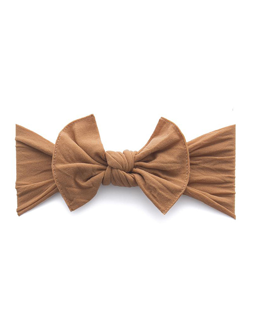 Baby Bling  Headband - Camel