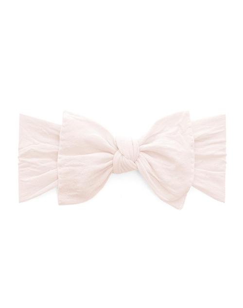 Baby Bling Headband- Ballet Pink
