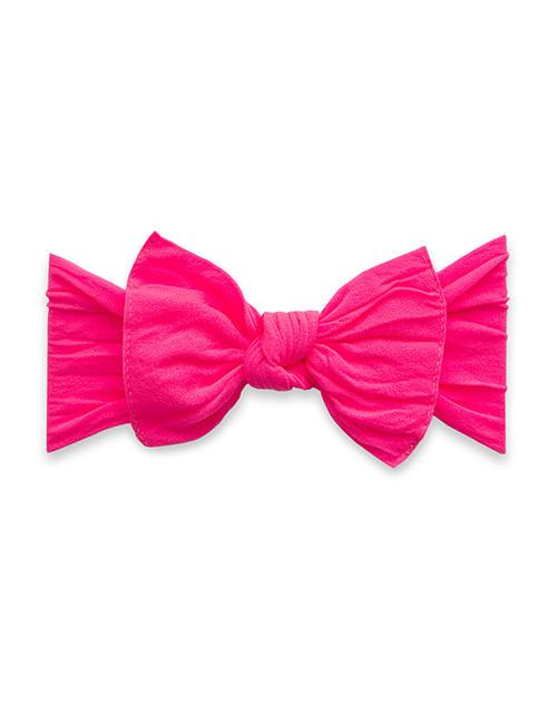 Baby Bling Headband - Neon Pink