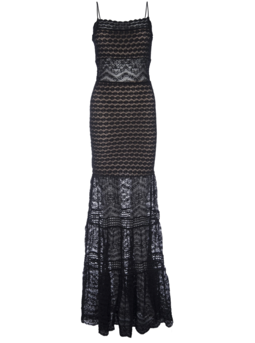 Liliana Lace Gown