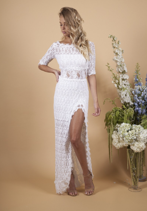Florence Lace Gown