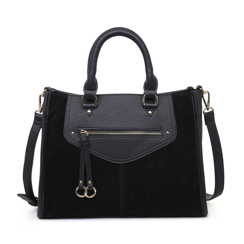 Bridgette Satchel Black