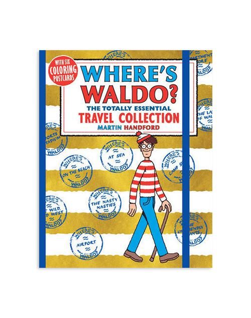 Where's Waldo? Travel Colletion