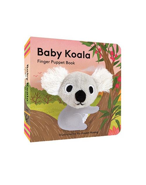 Baby Koala Puppet Book