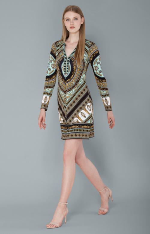 Magda Jersey Dress