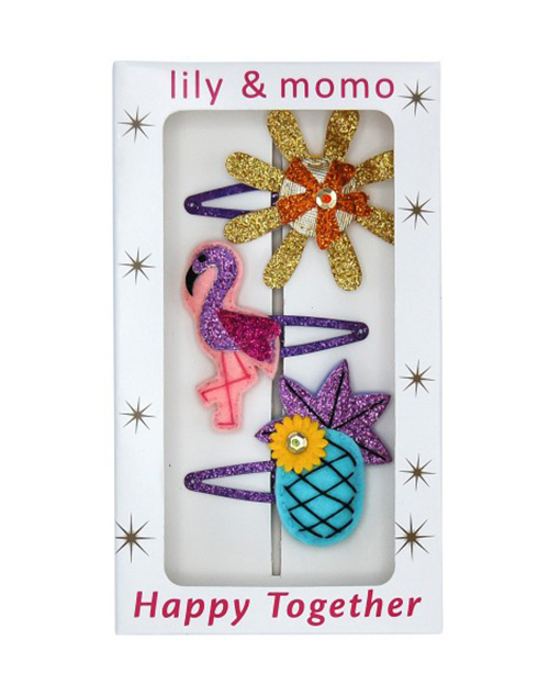 Fun In The Sun Trio Gift Box Clip Set