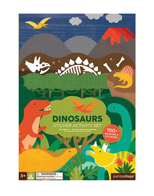 Dinosaurs Stickers Activity Set