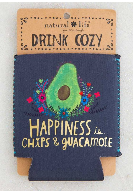 Happiness is Chip Guac