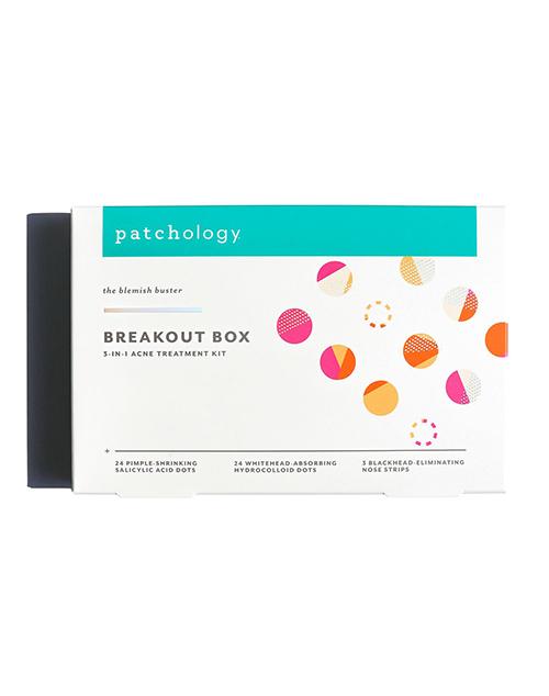 Breakout Box 3-1 Acne Treatment Kit
