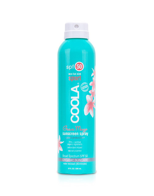 COOLA Guava Mango Spray SPF 50 8oz