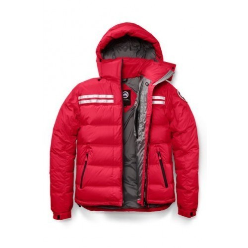 Canada Goose M Summit Parka Red
