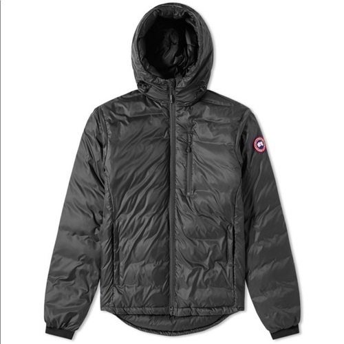 Canada Goose M Lodge Hoody Black