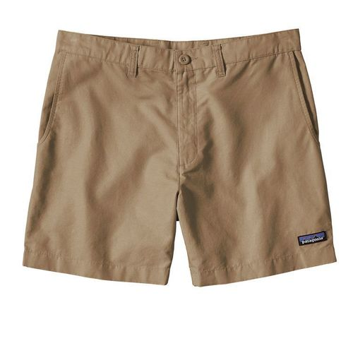 Patagonia M's LW All-Wear Hemp Shorts - 6in Mojave Khaki