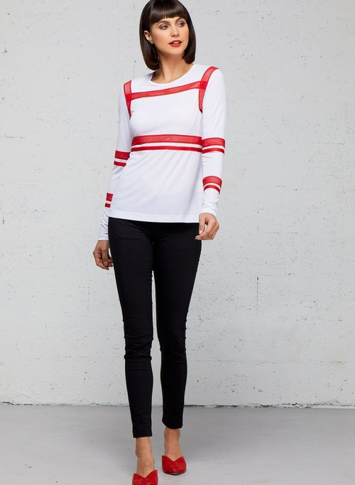 Ivy Long Sleeve Top