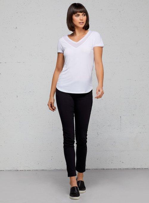 Charlotte Short Sleeve Top