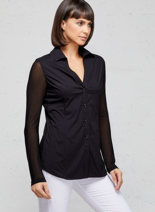 Beth Lux Long Sleeve Shirt