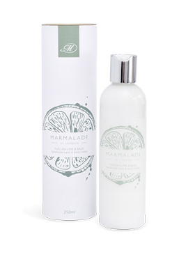 Tuscan Lime and Basil Lotion