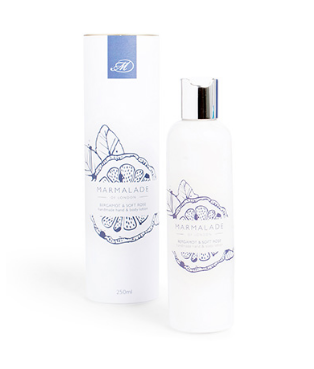 Bergamot and Soft Rose Lotion